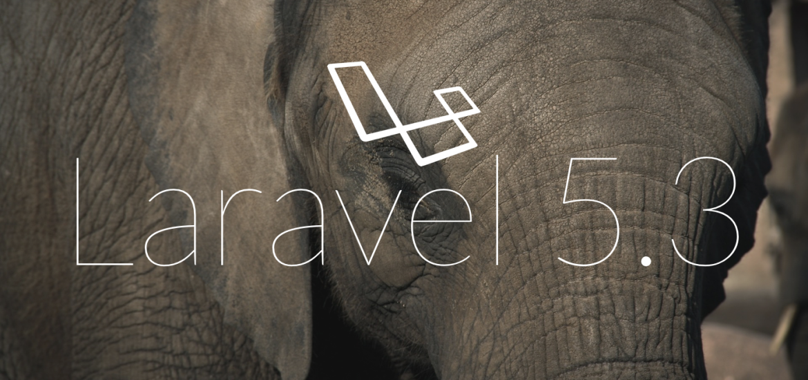 Laravel 5.3 is coming with awesome features